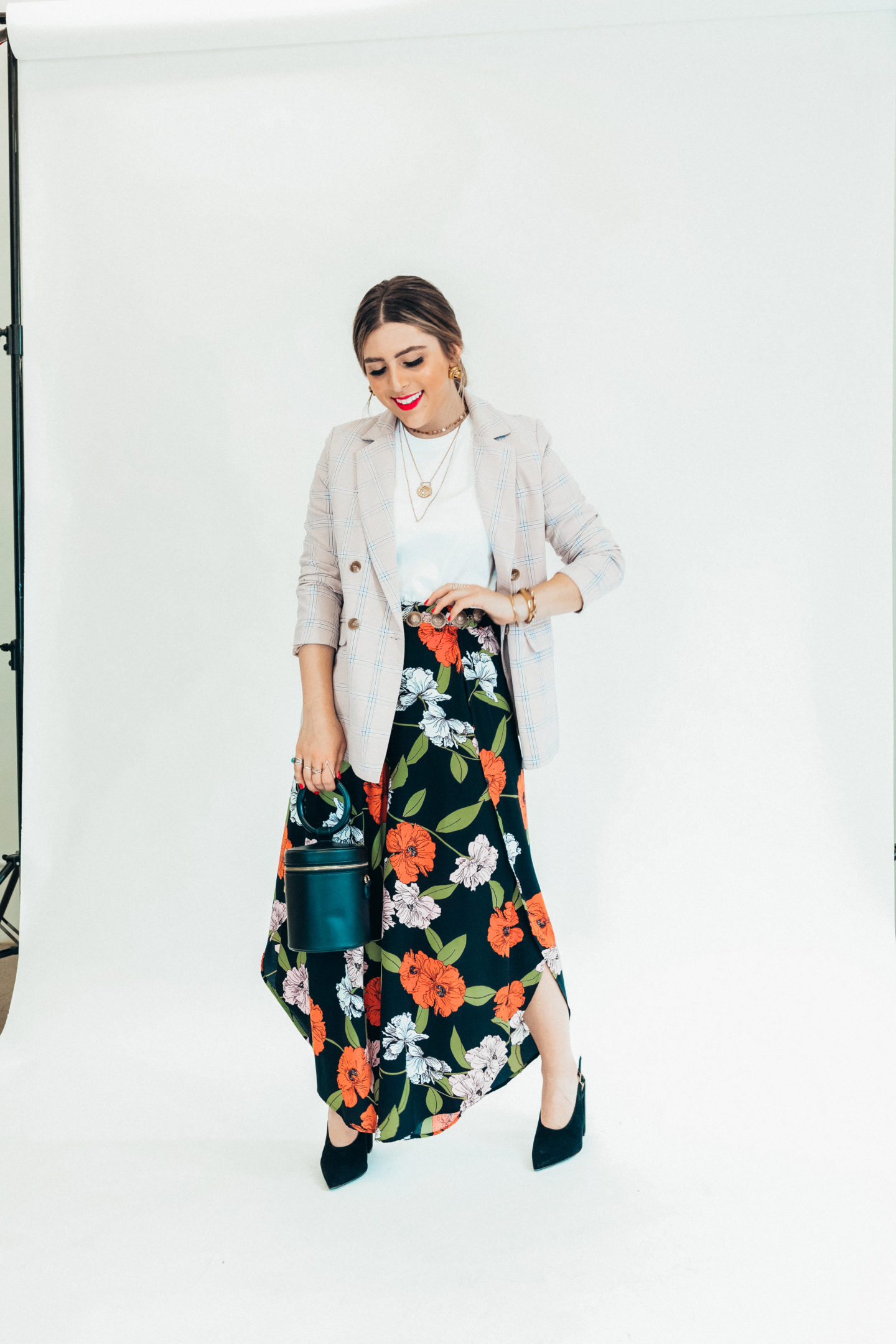 0f92ad8ec9 Wear It Wednesday – 5 Ways to Style Summer Florals – Simply Audree Kate